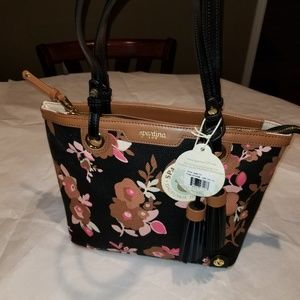 Spartina 449 Verdier Island Dot purse